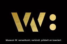 Animatie onthulling logo Museum W
