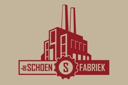 De Schoenfabriek huisstijl